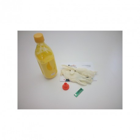 Kit Ricarica Toner Giallo Per Cartucce Epson S050210