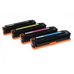 Multipack Toner Compatibili Per Canon 731HBK-731C-731M-731Y