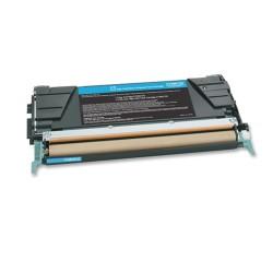 Toner Lexmark X746A1CG Compatibile Ciano