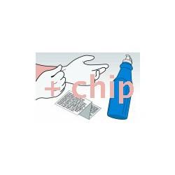 Kit Ricarica Toner Ciano Per Cartucce Hp CC531A