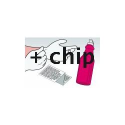 Kit Ricarica Toner Magenta Per Cartucce Hp CC533A