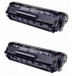 Bipack Toner Nero Compatibile Per Canon 737 (9435B002)