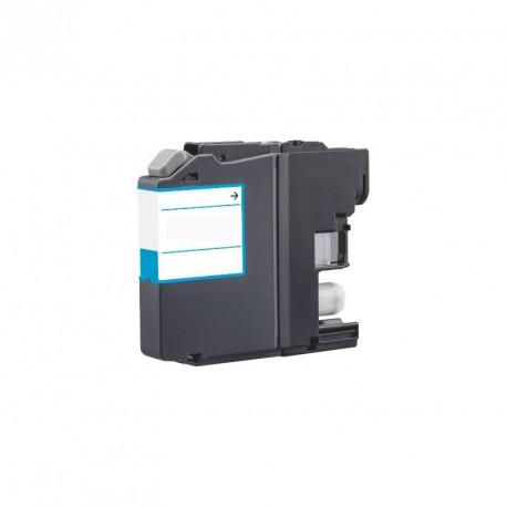 Cartuccia Compatibile Ciano Per Brother LC22E C