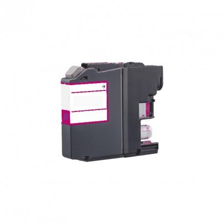 Cartuccia Compatibile Magenta Per Brother LC22E M