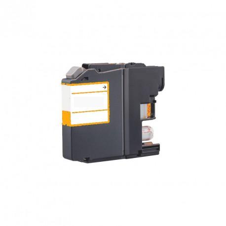 Cartuccia Compatibile Gialla Per Brother LC22E Y