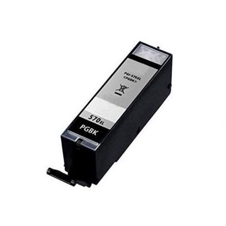 Cartuccia Compatibile Nera Per Canon PGI-570PGBK XL