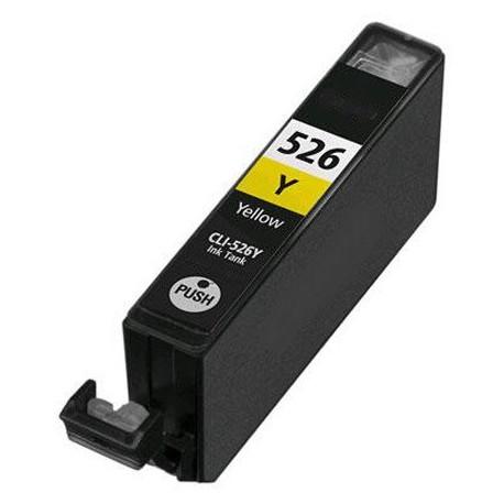 Cartuccia Compatibile Giallo Per Canon CLI526Y