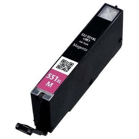 Cartuccia Compatibile Magenta Per Canon CLI551M