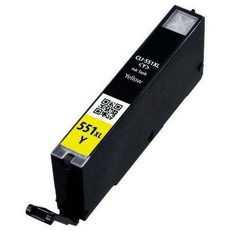 Cartuccia Compatibile Gialla Per Canon CLI551Y