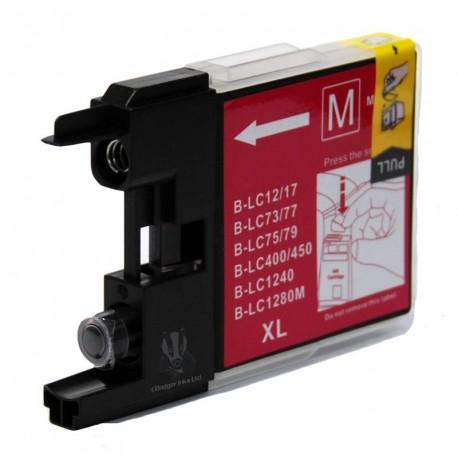 Cartuccia Compatibile Magenta Per Brother LC1240