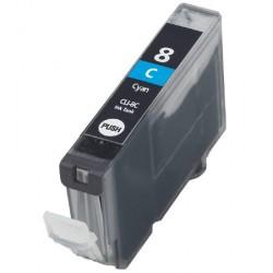 Cartuccia Compatibile Ciano Per Canon CLI8C
