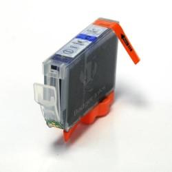 Cartuccia Compatibile Ciano Con Chip Per Canon CLI8C