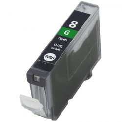 Cartuccia Compatibile Green Per Canon CLI8G