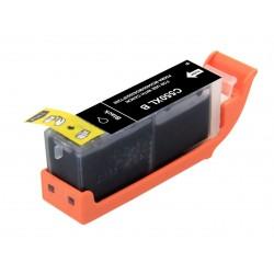 Cartuccia Compatibile Nera Pigmentata Con Chip Per Canon PGI-550BK