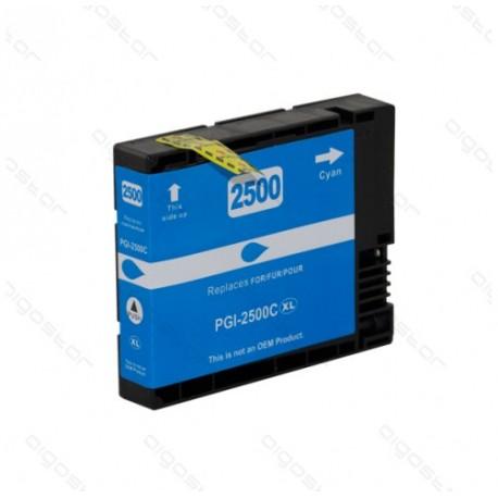 Cartuccia Compatibile Ciano Per Canon PGI-2500c XL (9265B001)