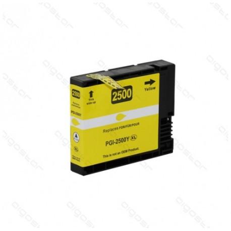 Cartuccia Compatibile Gialla Per Canon PGI-2500y XL (9267B001)