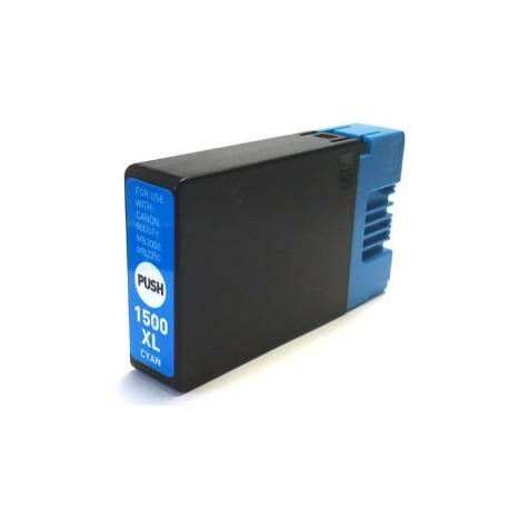 Cartuccia Compatibile Ciano Per Canon PGI-1500c XL (9193B001)