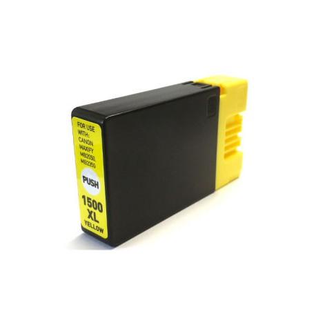 Cartuccia Compatibile Giallo Per Canon PGI-1500y XL (9195B001)
