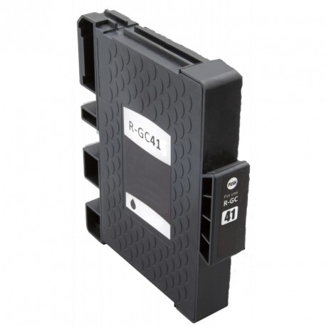 Cartuccia Nera Compatibile Con Ricoh GC-41K