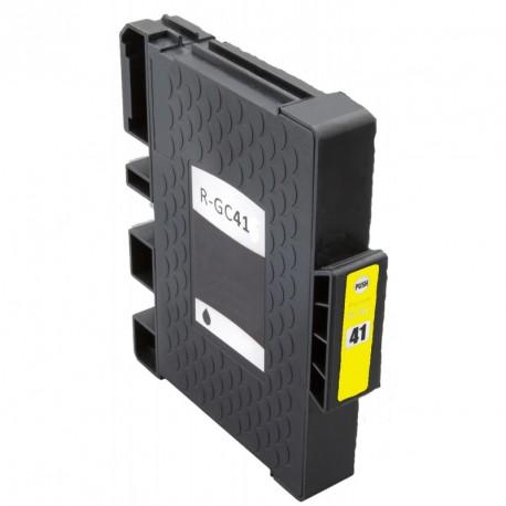 Cartuccia Gialla Compatibile Con Ricoh GC-41Y