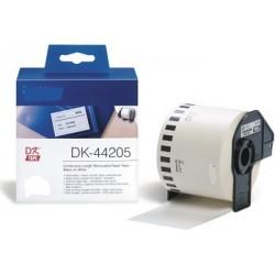 DK 44205 Rotolo Etichette 62mmX30.48m Bianco