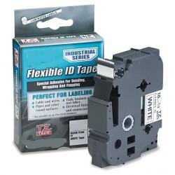 TZ 111 Rotolo Etichette 6mmX8m Trasparente