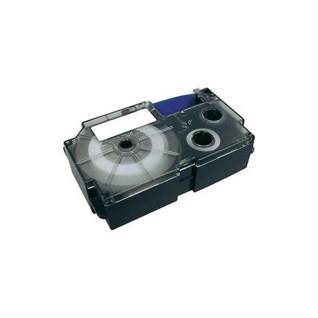 Nastro Etichette Casio XR12X Compatibile 12mm x8m Clear