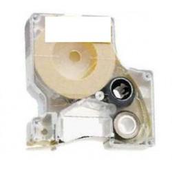 Nastro Etichette Dymo Compatibili S0720530 12mm x 7M bianco