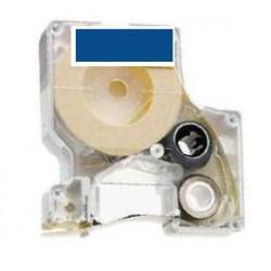 Nastro Etichette Dymo Compatibili S0720560 12mm x 7M Blu