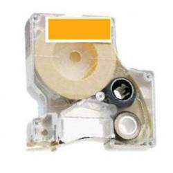 Nastro Etichette Dymo Compatibili S0720580 12mm x 7M Giallo