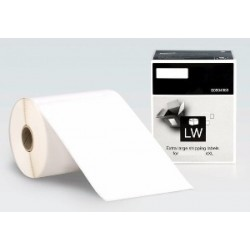 Nastro Etichette Dymo Compatibili S0904980 159mm x 104mm Bianco 220pz