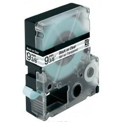 Nastro Etichette Epson Compatibili C53S624403 9mm x 9M Trasparente