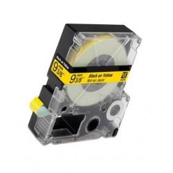 Nastro Etichette Epson Compatibili C53S624401 9mm x 8M Giallo
