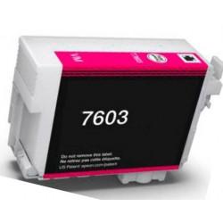 Cartuccia Epson T7603 Vivid Magenta Compatibile C13T76034010