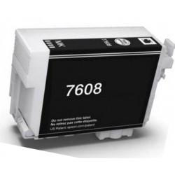 Cartuccia Epson T7608 Nero Matte Compatibile C13T76084010