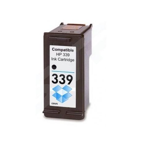 Cartuccia Nera Rigenerata HP 339 C8767
