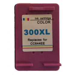 Cartuccia Tricolor Rigenerata HP 300XL CC644EE