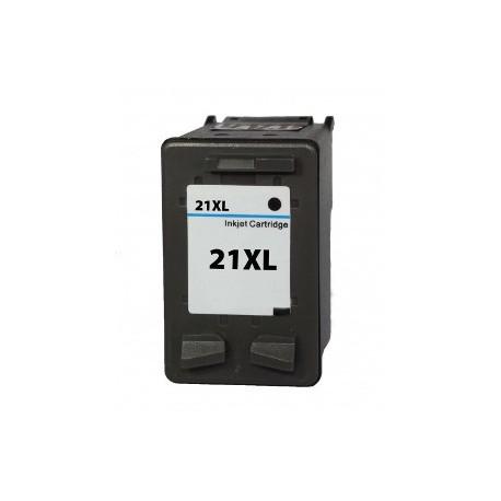 Cartuccia Nera Rigenerata HP 21 XL C9351