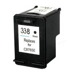 Cartuccia Nera Rigenerata HP 338 C8765