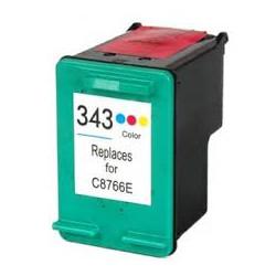 Cartuccia Tricolor Rigenerata HP 343 C8766