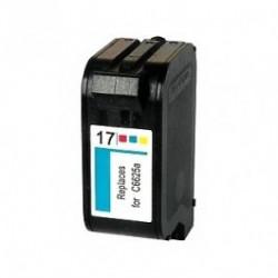 Cartuccia Tricolor Rigenerata HP 17 C6625