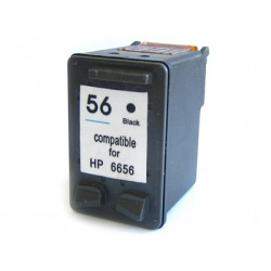 Cartuccia Nera Rigenerata HP C6656A