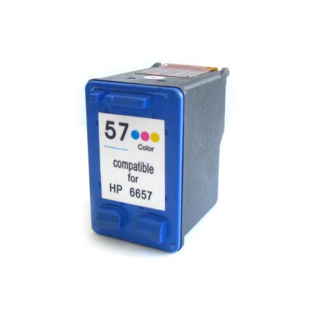 Cartuccia Tricolor Rigenerata HP 57 C6657A