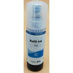 Flacone Inchiostro Nero Specifico Per Cartucce Epson 102 (C13T03R240)