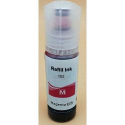 Flacone Inchiostro Magenta Specifico Per Cartucce Epson 102 (C13T03R340)