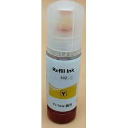 Flacone Inchiostro Giallo Specifico Per Cartucce Epson 102 (C13T03R440)