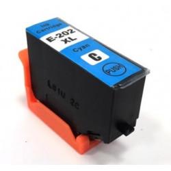 Cartuccia Epson 202XL (C13T02H24010) Ciano Compatibile