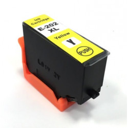 Cartuccia Epson 202XL (C13T02H44010) Giallo Compatibile