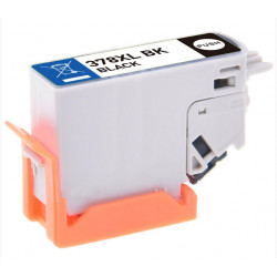 Cartuccia Epson T3781XL Nera Compatibile