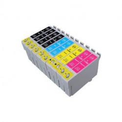Super Multipack 10 Cartucce Epson T2991 T2992 T2993 T2994 XL